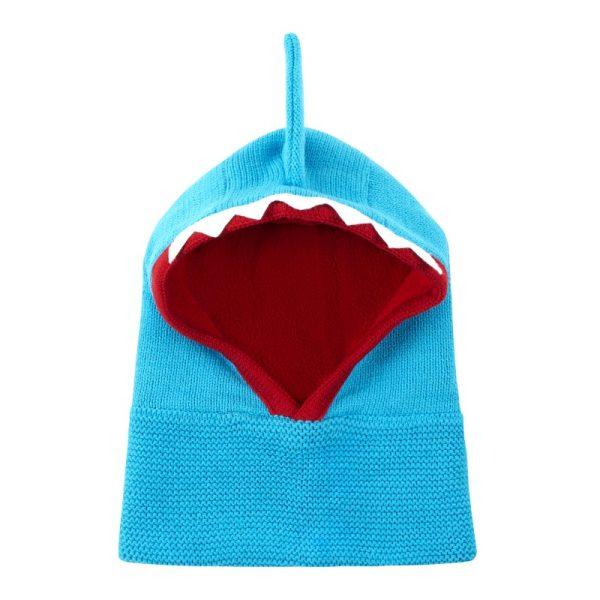 Σκουφάκι balaclava zoocchini shark