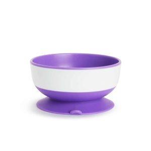 Μπολάκι Χ 3, με βεντούζα, Stay-put suction bowls – Munchkin