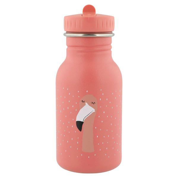 Μπουκάλι ανοξείδωτο 350ml - Trixie - Flamingo