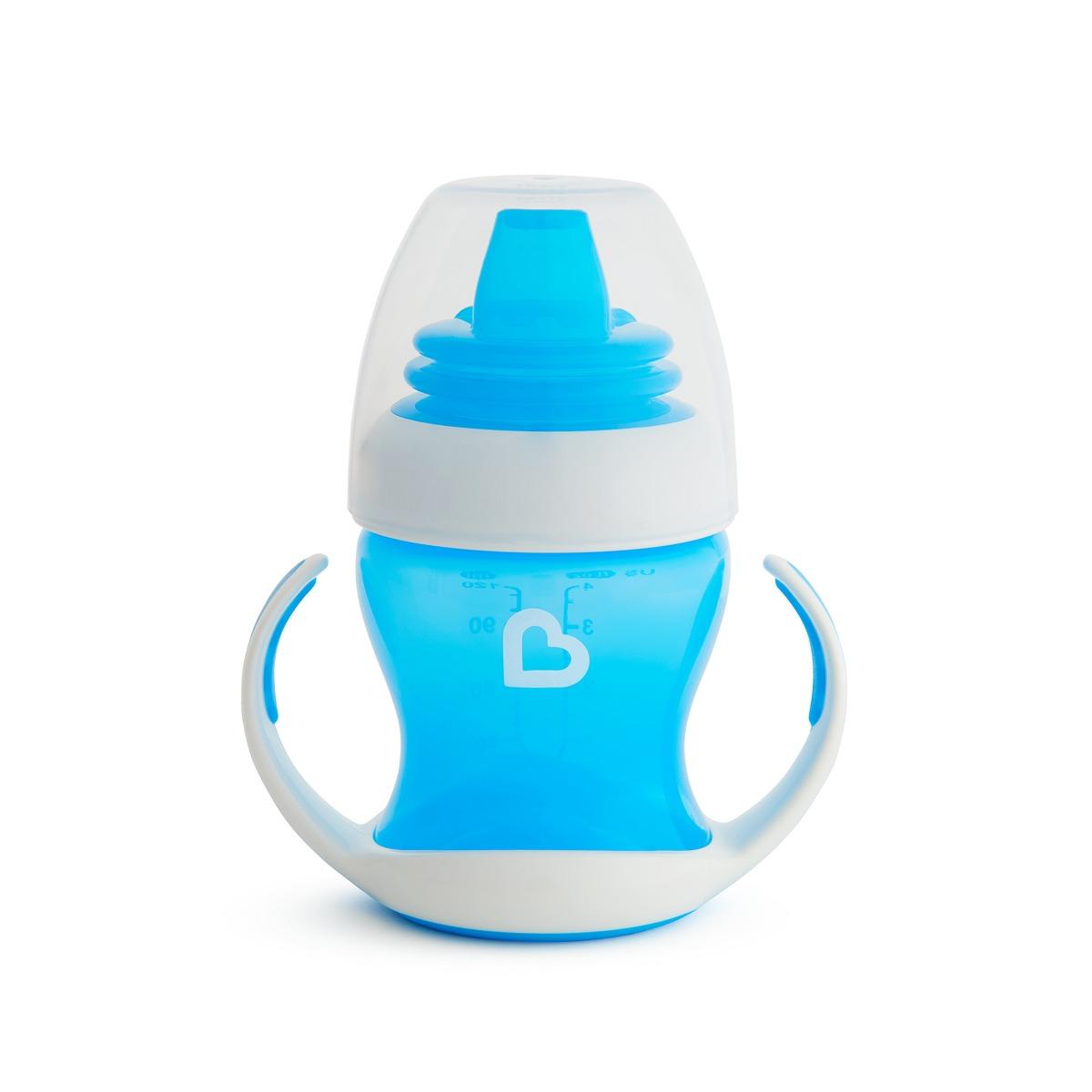Gentle first cup 120ml - Munchkin - Μπλε