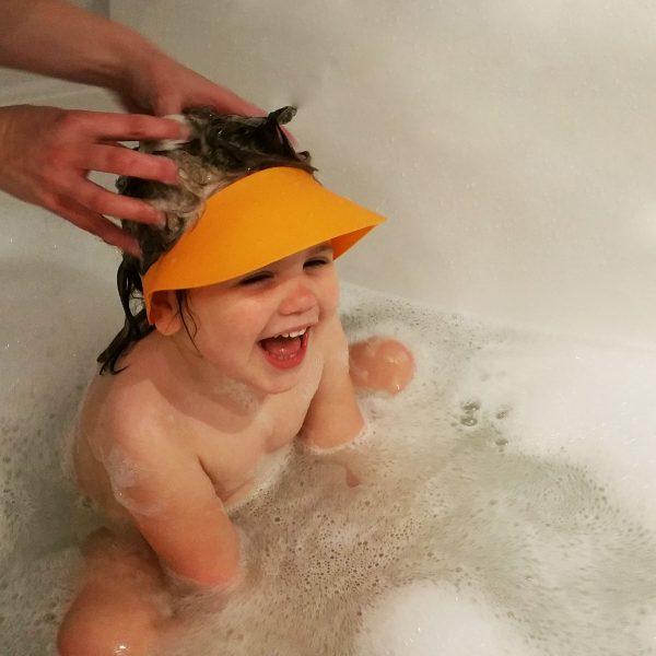 Γείσο σιλικόνης για το μπάνιο - Bbluv - Πορτοκαλί