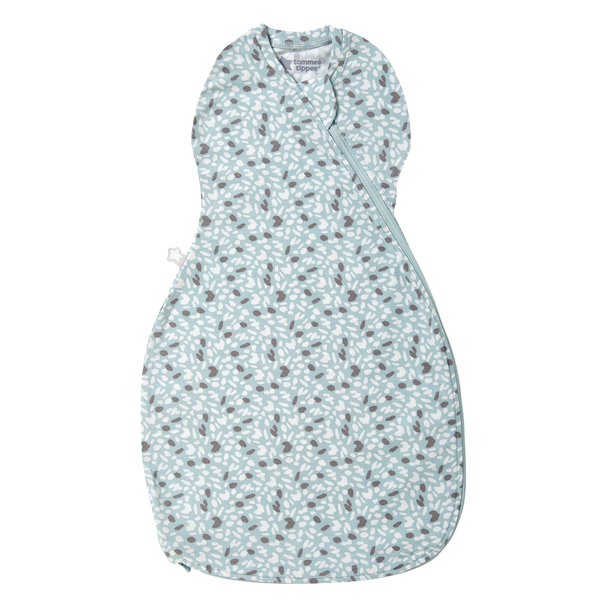 Gro easy swaddle - Earth blue