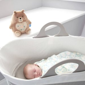 Bennie ο αρκούδος, ο τέλειος σύντροφος για τον ύπνο, επαναφορτιζομενος με USB – GRO COMPANY