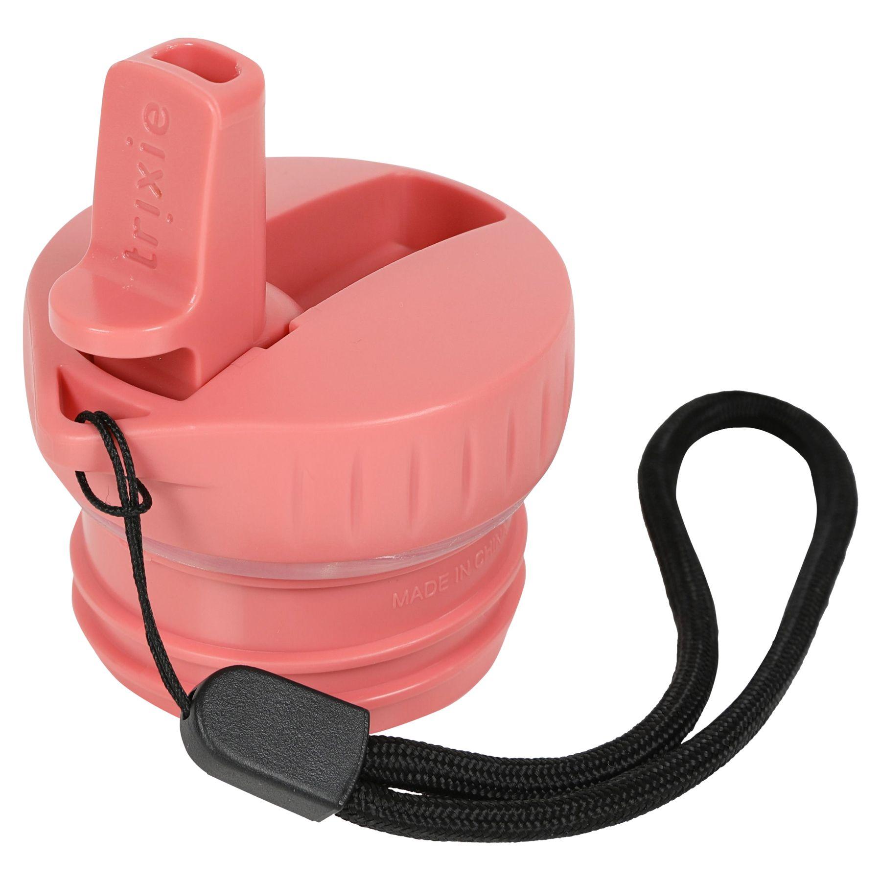 Μπουκάλι ανοξείδωτο, 500ml - Trixie, Flamingo