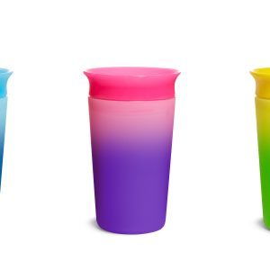 Ποτήρι 360ο, Colour changing Miracle cup – Munchkin