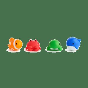 Παιχνίδι μπάνιου Χ 4, Ocean – Munchkin
