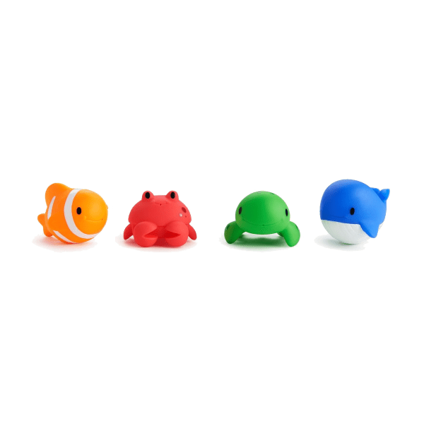 Παιχνίδι μπάνιου Χ 4 , Ocean - Munchkin
