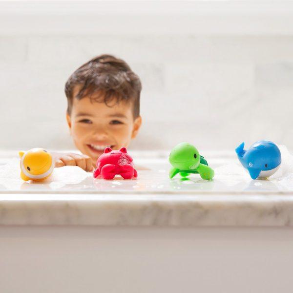 Παιχνίδι μπάνιου Χ 4 Ocean - Munchkin