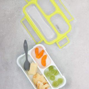 Φαγητοδοχείο με κουτάλι – Bbluv