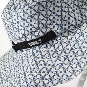Καπέλο δύο όψεων, με αντηλιακή προστασία UV50, Graphik – KiETLA