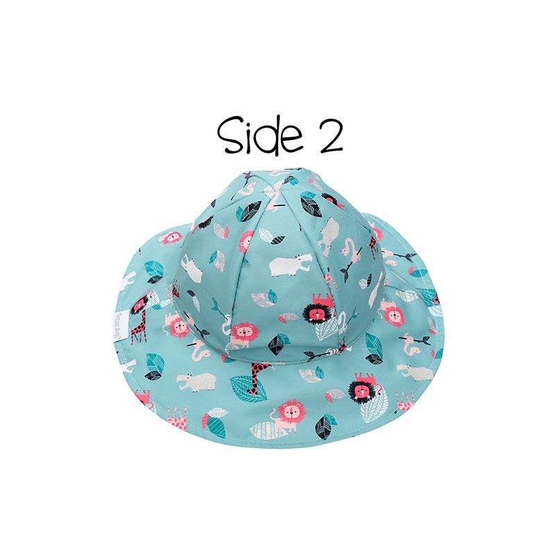 Καπέλο Διπλής Όψης UPF 50+,Zoo - FlapJackKids