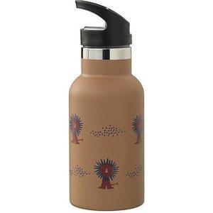 Μπουκάλι-θερμός ανοξείδωτο, με διπλό πώμα, 350ml – Fresk