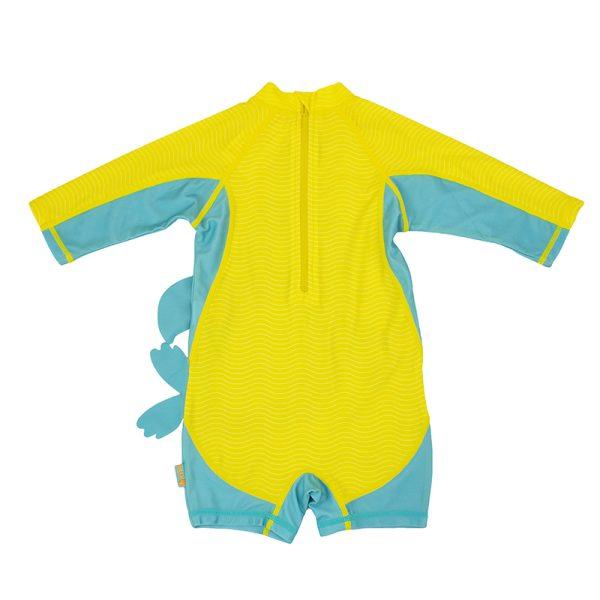 Αντηλιακό μαγιό UPF50 - Surf suit - Zoocchini - Φώκια back