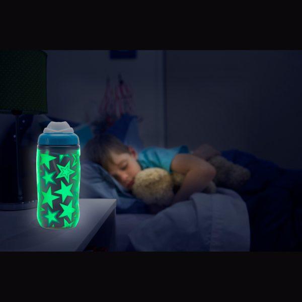 Παγούρι Glow in the dark 420ml της Smash