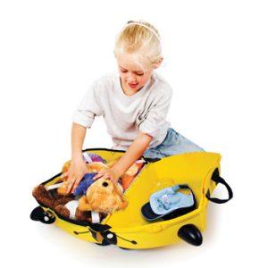 Παιδική βαλίτσα ταξιδίου – TRUNKI