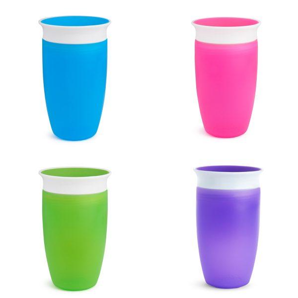 Ποτήρι 360o miracle sippy cup - munchkin