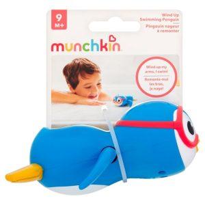 Παιχνίδι μπάνιου swimming penguin – Munchkin