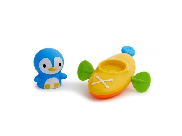 Παιχνίδι μπάνιου Paddlin' penguin - Munchkin