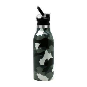 Θερμός Camouflage 550ml της Ecolife