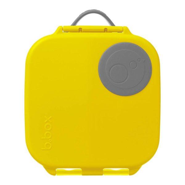 Φαγητοδοχείο 4 θέσεων - bbox - κίτρινο