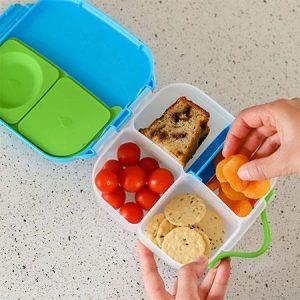 Mini Lunchbox – Φαγητοδοχείο 4 θέσεων της bbox