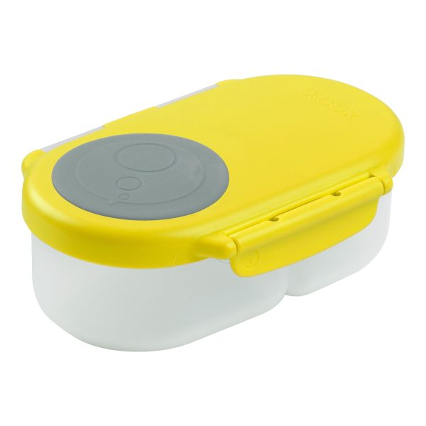 Snackbox της bbox - κίτρινο