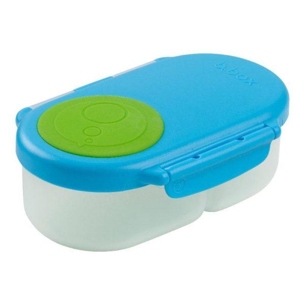 Snackbox της bbox - μπλε