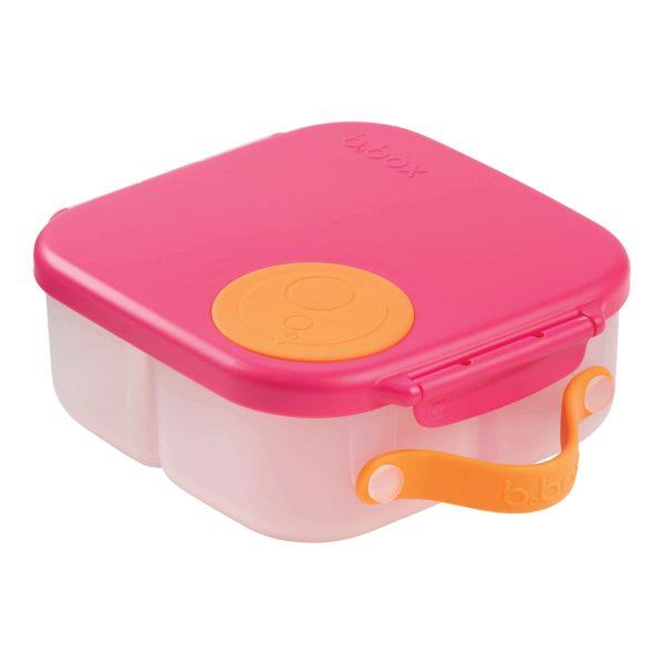 Φαγητοδοχείο 4 θέσεων - bbox - ροζ