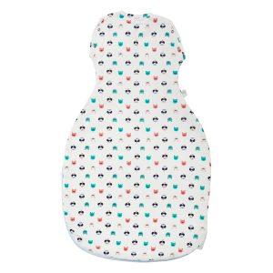 Πάνα αγκαλιάς και υπνόσακος νεογέννητου, 3-9 μηνών, 2,5 tog – Gro snuggle