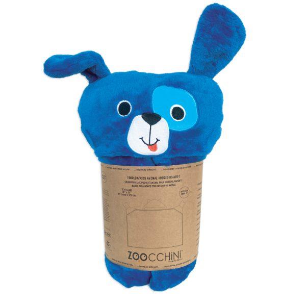 Παιδική κουβέρτα ZOOCCHINI - σκυλ