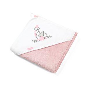 Πετσέτα από μπαμπού, με κουκούλα, 85Χ85εκ. – BabyOno